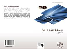 Capa do livro de Split Point Lighthouse