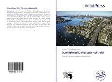 Bookcover of Hamilton Hill, Western Australia