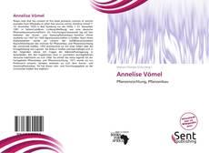 Portada del libro de Annelise Vömel