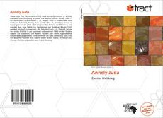 Copertina di Annely Juda