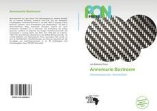 Buchcover von Annemarie Bostroem