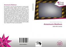 Capa do livro de Annemarie Madison