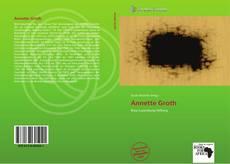 Copertina di Annette Groth