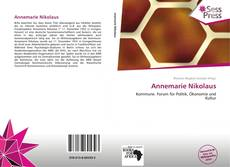 Bookcover of Annemarie Nikolaus