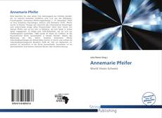 Bookcover of Annemarie Pfeifer