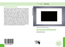 Bookcover of Annemarie Schimmel