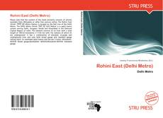 Portada del libro de Rohini East (Delhi Metro)