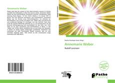 Bookcover of Annemarie Weber