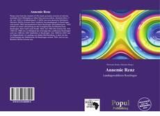 Couverture de Annemie Renz