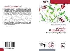 Annener Gussstahlwerk的封面