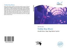 Bookcover of Teddy Boy Blues