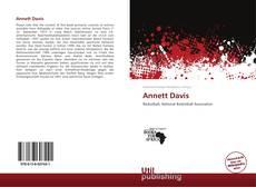 Portada del libro de Annett Davis