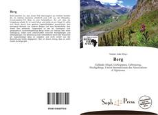 Bookcover of Berg