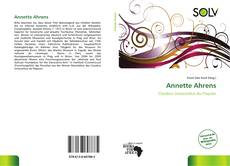 Bookcover of Annette Ahrens