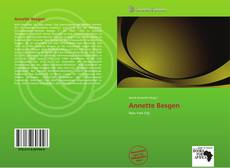 Buchcover von Annette Besgen