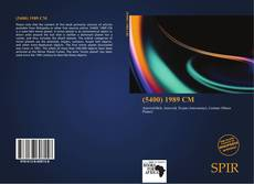 Bookcover of (5400) 1989 CM
