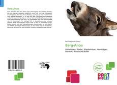 Bookcover of Berg-Anoa
