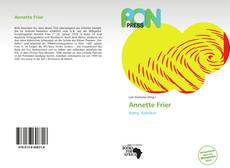 Bookcover of Annette Frier