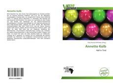 Bookcover of Annette Kolb