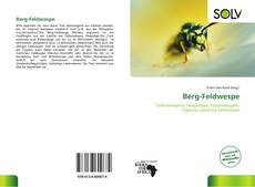 Bookcover of Berg-Feldwespe