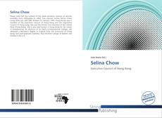 Selina Chow的封面