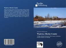 Wężewo, Olecko County kitap kapağı