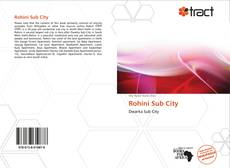 Bookcover of Rohini Sub City