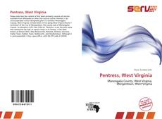 Bookcover of Pentress, West Virginia