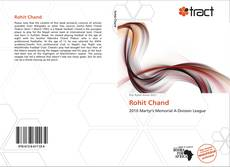 Bookcover of Rohit Chand