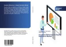 Bookcover of Investors Behaviour in Equity Derivative Market