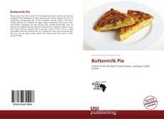 Buchcover von Buttermilk Pie