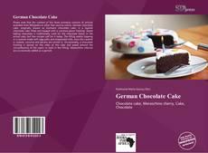 Capa do livro de German Chocolate Cake
