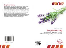 Buchcover von Berg-Haarstrang