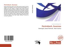 Bookcover of Pentrebach, Swansea