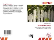 Bookcover of Berg-Nelkenwurz
