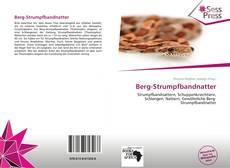 Buchcover von Berg-Strumpfbandnatter