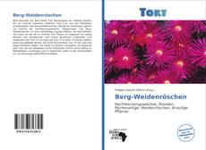 Buchcover von Berg-Weidenröschen