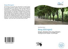Buchcover von Berg (Ehingen)
