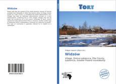 Widzów的封面