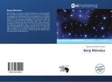 Berg Mänalus的封面