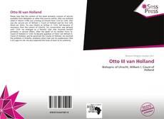 Buchcover von Otto III van Holland