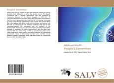 Buchcover von People'S Convention