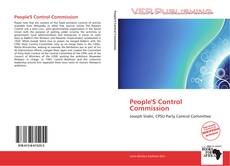 Bookcover of People'S Control Commission