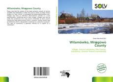 Portada del libro de Wilamówko, Mrągowo County