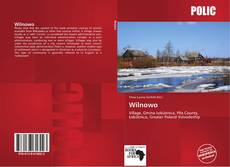 Capa do livro de Wilnowo