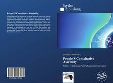Bookcover of People'S Consultative Assembly