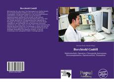 Bookcover of Berchtold GmbH
