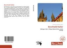 Buchcover von Berchtold Haller