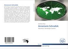 Bookcover of Annemarie Schradiek