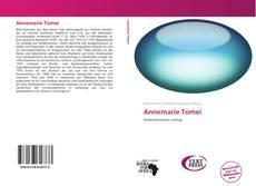 Buchcover von Annemarie Tomei